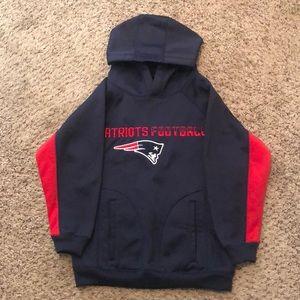 NFL Patriots Youth Hoodie